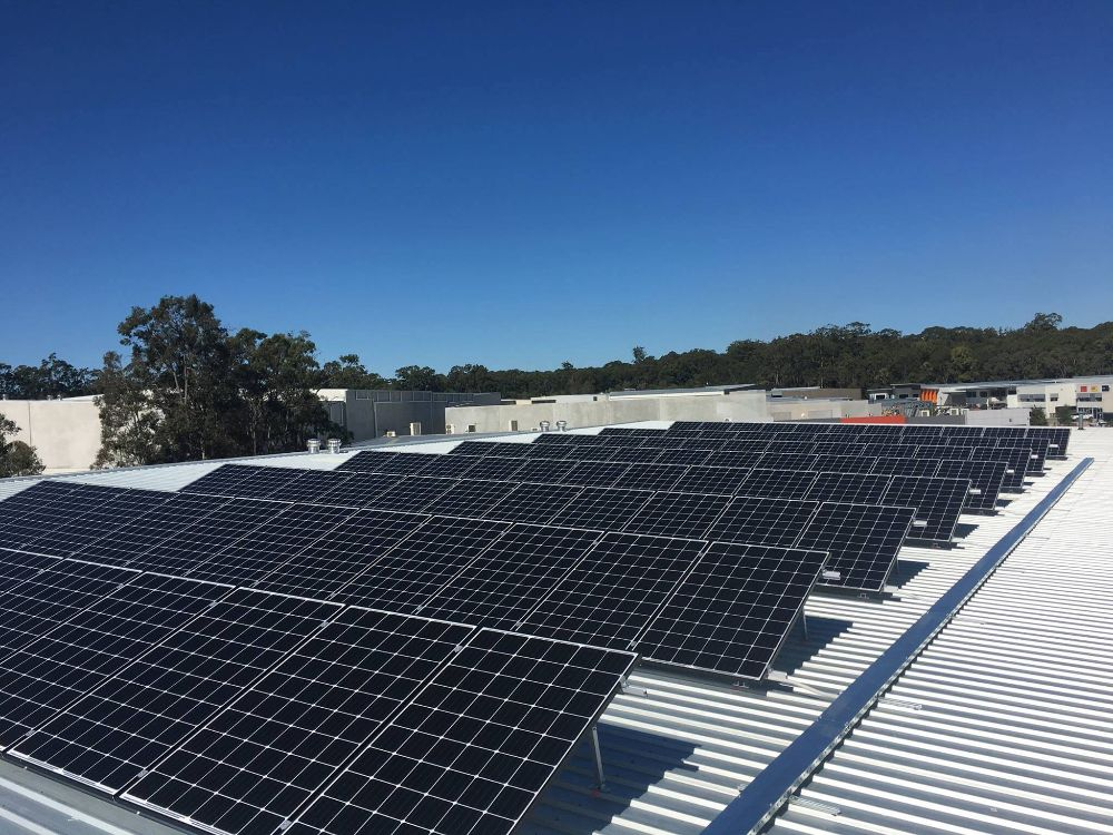 26 4kw Gold Coast 88 X 300w Q Cells Panels With Fronius