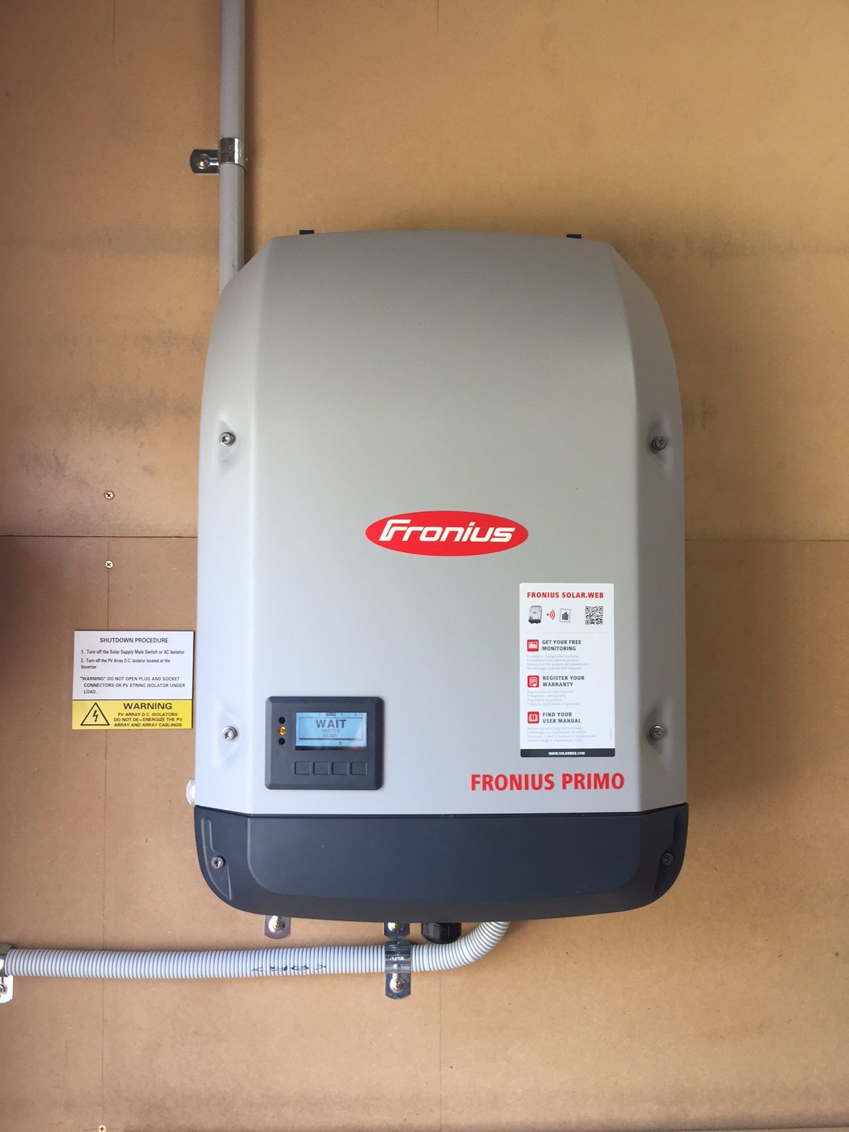 Max Koster 6kw Canadian Solar Panels With Fronius