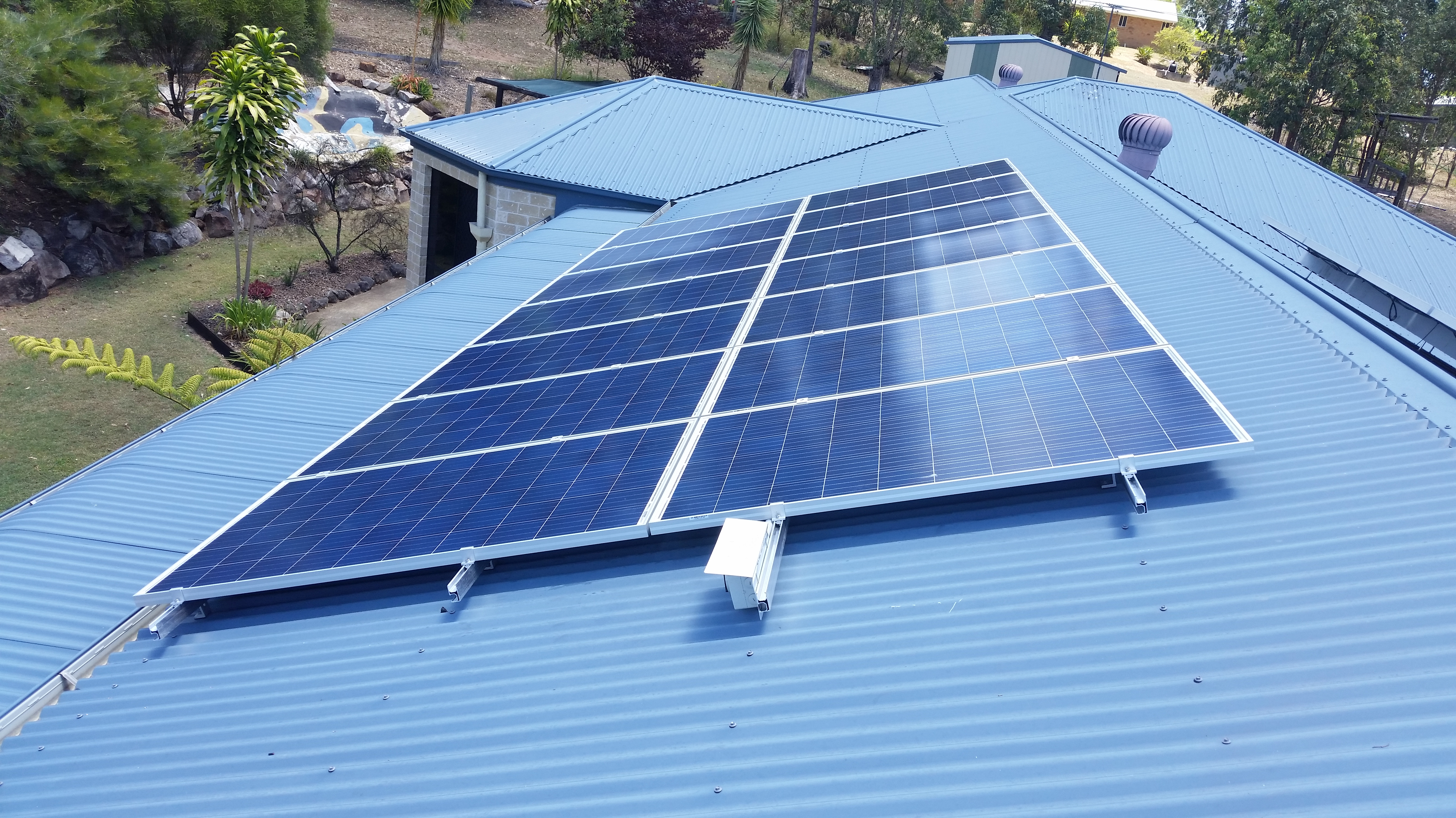 Krystal S Family Day Care 3 71kw Canadian Solar Panels